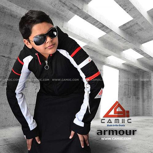 ARMOUR 2 - Black+White