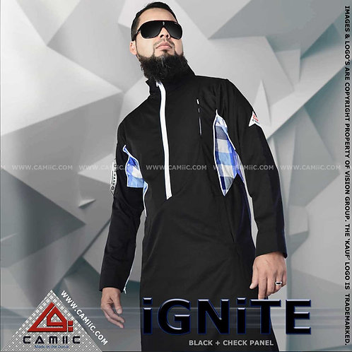 iGNiTE - BLACK CHECK