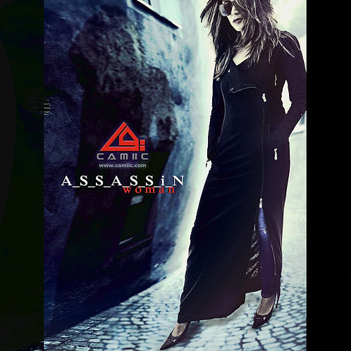 ASSASSiN WOMeN - BLACK