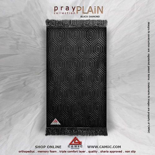 Luxury Plain - Black DiAMOND 2