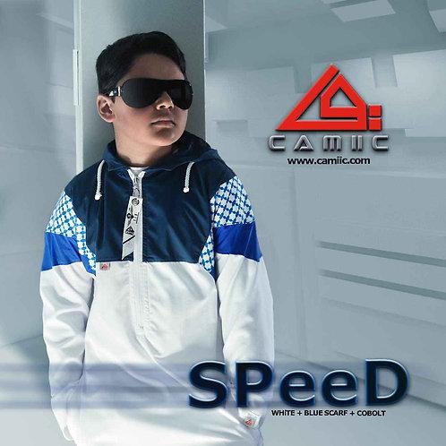 SPeeD -WHiTE +BLU