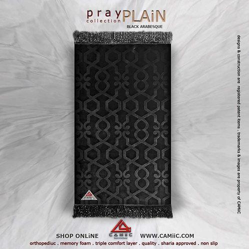 Luxury Plain - Black GeoMetric