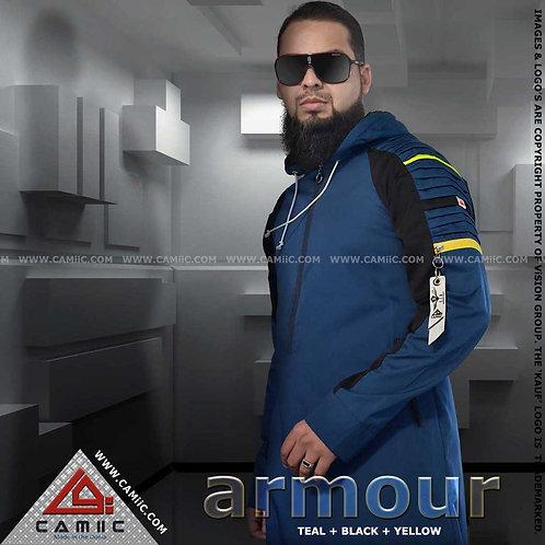 ARMOUR 2 X -TEAL