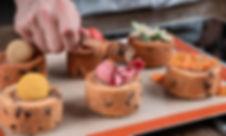 community impact austin foliepops pastry catering customization