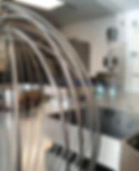 FoliePop's Pastry professional kitchen