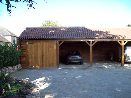 West farm Oak Garage.JPG