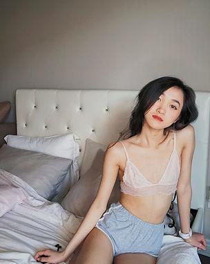Beautiful Flat chested girl - Clara Dao.