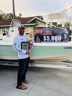 I fished the Florida Pro 'One Man' tournament today out of Apollo Beach, FL.jpg Competing against so