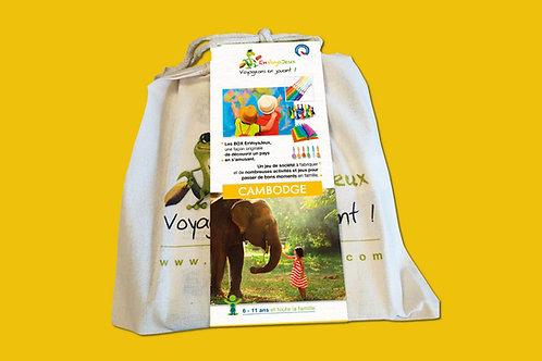 ENVOYAJEUX - Box Cambodge