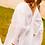 Thumbnail: CITRON CHANTILLY - Robe Madeleine Lin Blanc