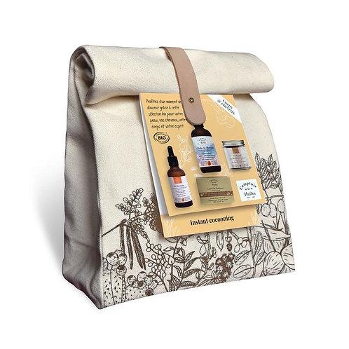 COMPTOIR DES HUILES - Coffret cadeau - Instant cocooning