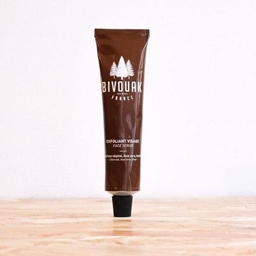 BIVOUAK - Exfoliant visage bio