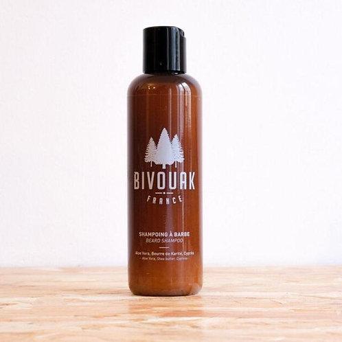 BIVOUAK - Shampoing à barbe bio