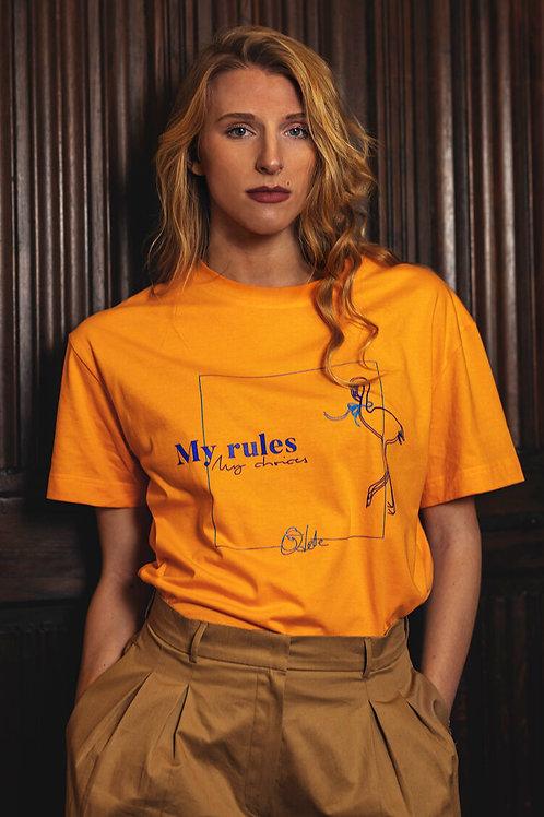 ANAÉODETTE - T-shirt Andrée