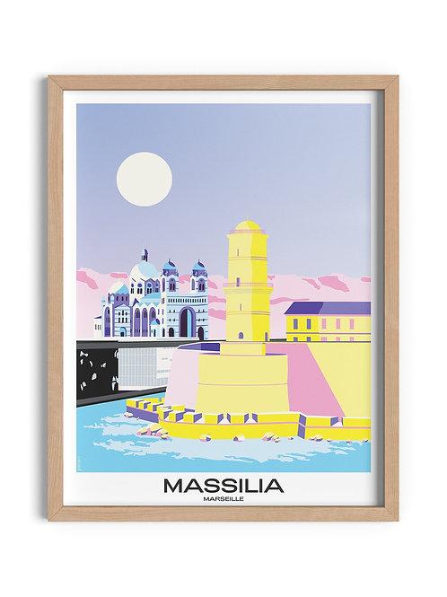 JEREEKO - Marseille - Massilia
