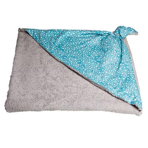 CHOUCHOUETTE - Sortie de bain constellation bleu