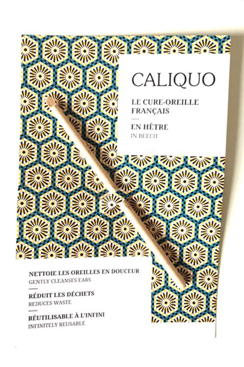 CALIQUO - Coton tige réutilisable zero dechet