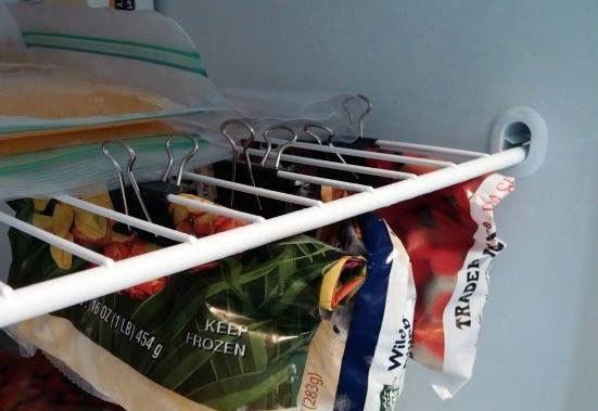 Organize Your Freezer :)