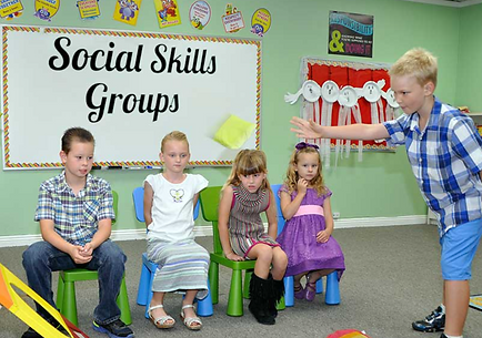 Social Agents (8-9 years)
