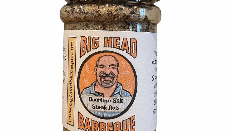 Bourbon Salt Steak Rub