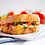 Thumbnail: Summer Orzo Soup and Bruscetta Grilled Cheese
