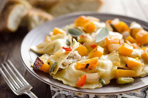 Fall Ravioli Pasta Toss Lunch Bowl