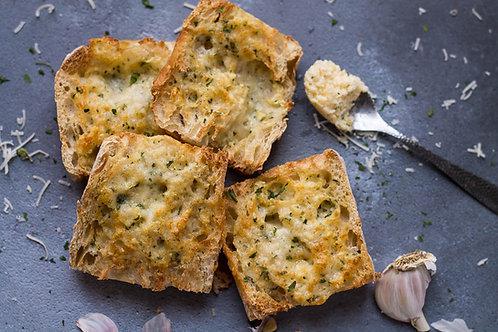 Ciabatta Bread Bites