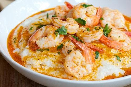 Chicken OR Shrimp n Grits