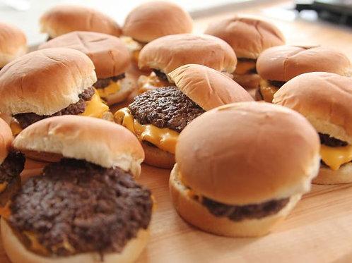 Oven Cheeseburgers