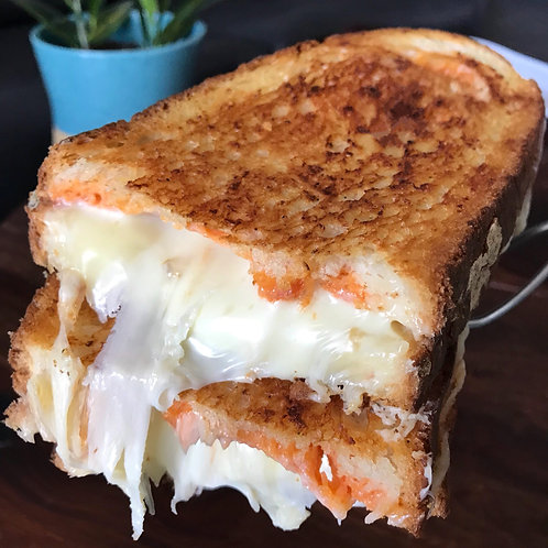 Gourmet Grilled Cheese and Soup