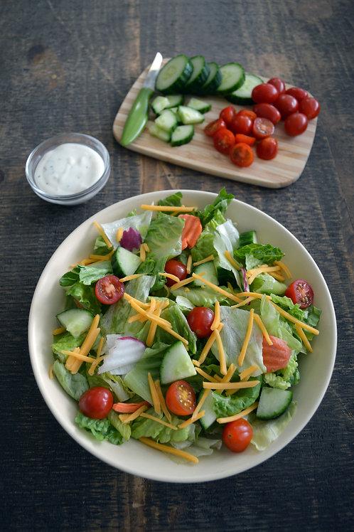 Loaded Fresh Veggie Salad