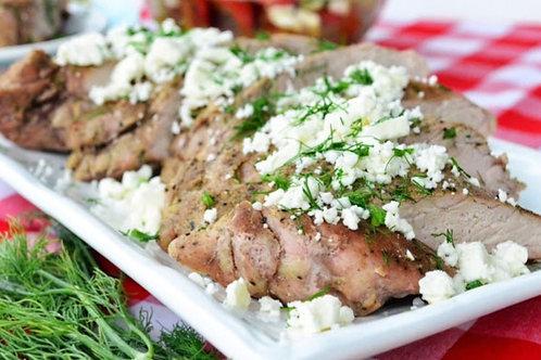 Greek Pork Bowl