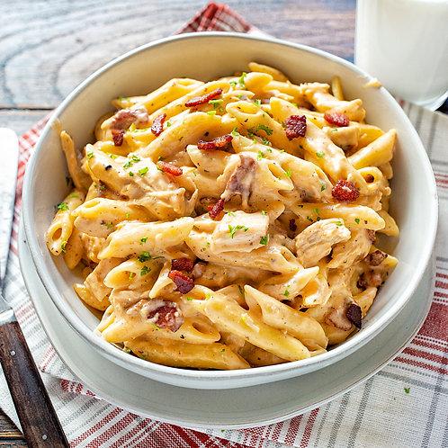 Chicken Ranch Penne Pasta Dinner