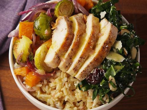 Harvest Turkey Bowl