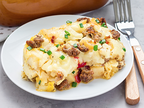 Texas Potato Breakfast Bake
