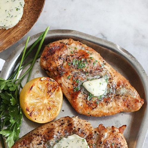 Chicken Breasts Steak Style