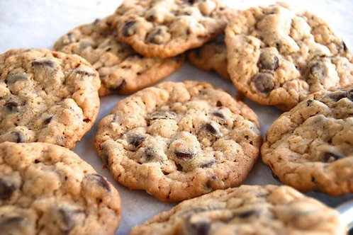 Oatmeal Chocolate Chip OR Ice Cream Sandwiches!