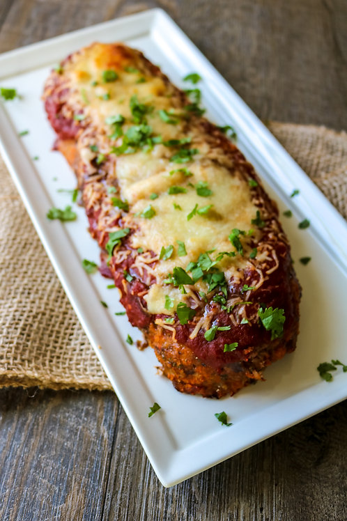Italian Meatloaf Dinner