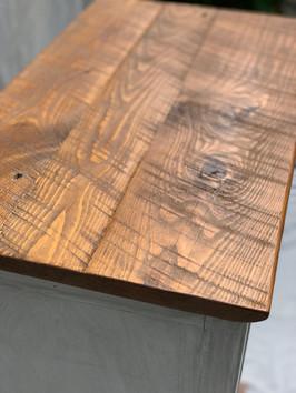 Reclaimed Hemlock Shelf Top