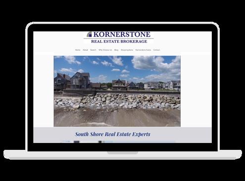 Kornerstone Brokerage Website