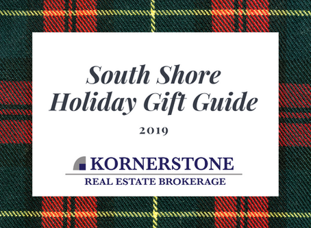 South Shore Holiday Gift Guide 2019