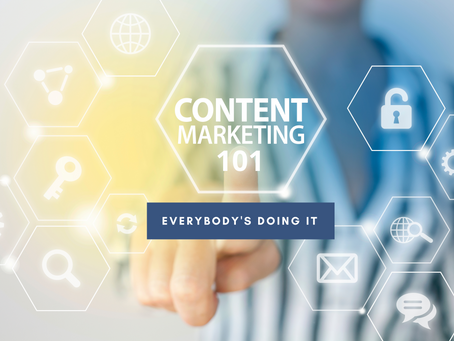 Everybody's Doing It: A Lesson in Content Marketing