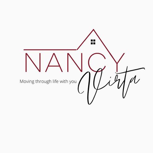 Nancy Virta Logo