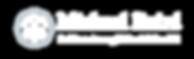 Michael Baird Logo- wide white font no b