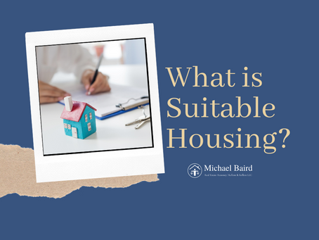 What Is Suitable Housing?