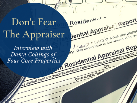 Interview: Don't Fear The Appraiser