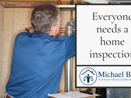 Everyone Needs a Home Inspection