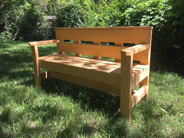 Benches 4