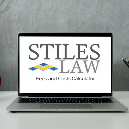 Stiles Law Fees and Costs Calculator