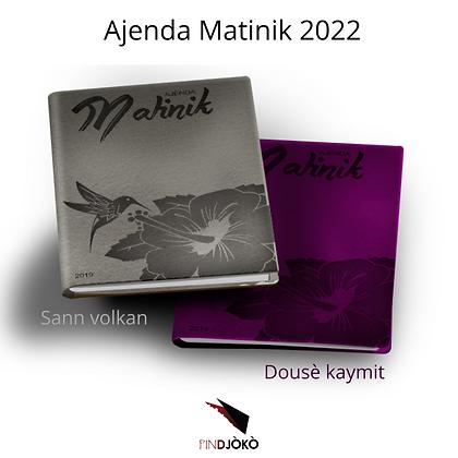 Ajenda Matinik  2022